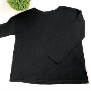 J. Jill 100% Merino wool lightweight sweater